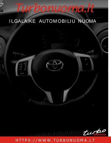 Automobiliu Nuoma Vilnius & Masinu Nuoma & Autonuoma