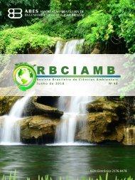 Edição 48 RBCIAMB