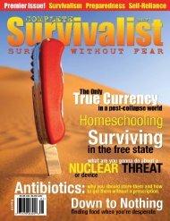 Survivalist Magazine Issue 1