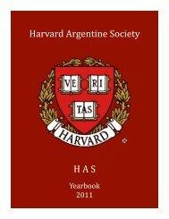 Harvard Business School - HASS