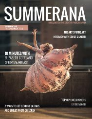 SUMMERANA MAGAZINE | SEPTEMBER 2018