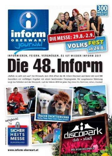 Inform Oberwart - 2018.08.24