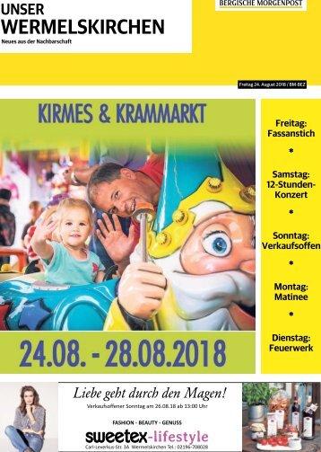 Unser Wermelskichen  -24.08.2018-