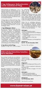 Komet Reisen Herbstfolder Busreisen 2018/2019 - Page 7