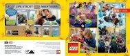 LEGO Endkundenbroschüre 2. Halbjahr 2018