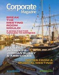Corporate Magazine September 2018
