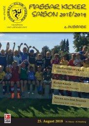 FCF Stadionzeitung 2018_08_25_Ronsberg_WEB