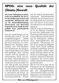 Nein zum Polizeigesetz - Autoritäre Sehnsüchte begraben! - Page 2