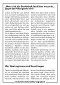 Nein zum Polizeigesetz - Autoritäre Sehnsüchte begraben! - Seite 3
