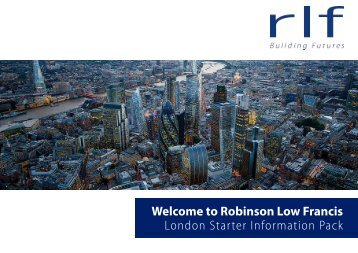 London Office Information Pack
