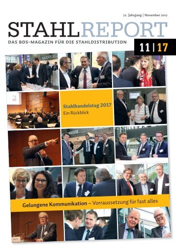 Stahlreport 2017.11