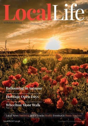 Local Life - St Helens - September 2018