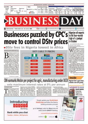 BusinessDay 24 Aug 2018