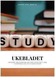 Ukebladet 34