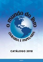 Catálogo O Mundo do Livro - 2018