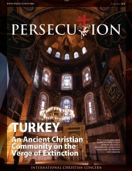 September 2018 Persecution Magazine