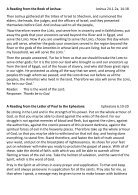 St Mary Redcliffe Church Pew Leaflet - August 26 2018 - Page 3