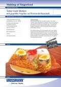 Making of Fingerfood - Grossmann Feinkost GmbH - Page 2