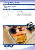 Making of Fingerfood - Grossmann Feinkost GmbH - Page 3