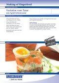 Making of Fingerfood - Grossmann Feinkost GmbH - Page 4