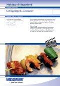 Making of Fingerfood - Grossmann Feinkost GmbH - Page 5