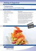 Making of Fingerfood - Grossmann Feinkost GmbH - Page 6
