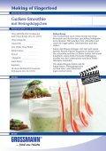 Making of Fingerfood - Grossmann Feinkost GmbH - Page 7