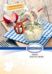 herbst- impressionen 2012 pdf - Grossmann Feinkost GmbH