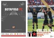 PRESS KIT: Botafogo x Botafogo (PB) - Quartas de Final - Série C