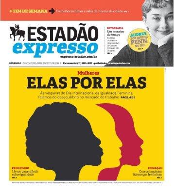 Estadão Expresso - Edição de 24.08.2018