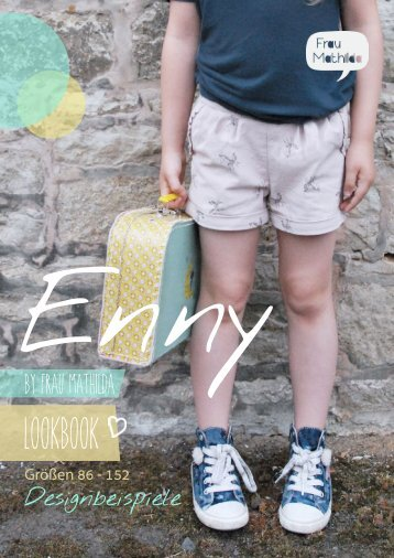 "FrauMathilda Ebook ""Enny"" - Lookbook"
