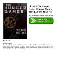 Ebook Novel The Hunger Games Bahasa Indonesia
