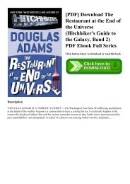 download hitchhikers guide to the galaxy ebook