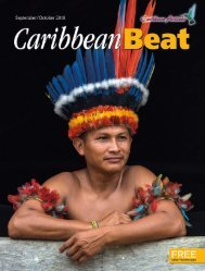 Caribbean Beat — September/October 2018 (#153)