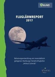 BUND Fluglärmreport 2017