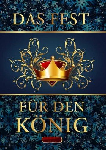 Das Fest für den König