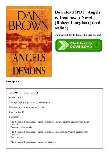Encylopedia Of Angels And Demons