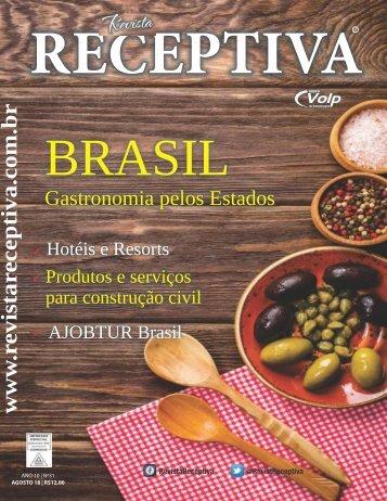 Revista receptiva Nº 31 Agosto 2018 web