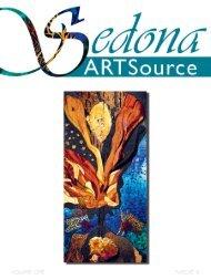 Sedona Art Source - Volume One