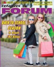 Retailers Forum Magazine Sept. 2018