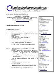 weitere Informationen - Kommunalunternehmen Kliniken und Heime ...