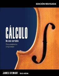 Cálculo de Una Variable, 6a ed