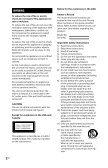 Sony MHC-EC719iP - MHC-EC719IP Istruzioni per l'uso Inglese - Page 2