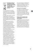 Sony MHC-EC719iP - MHC-EC719IP Istruzioni per l'uso Tedesco - Page 3