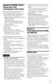 Sony DVP-NS330 - DVP-NS330 Consignes d'utilisation Allemand - Page 7