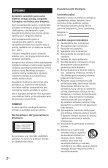 Sony MHC-EC719iP - MHC-EC719IP Istruzioni per l'uso Lituano - Page 2