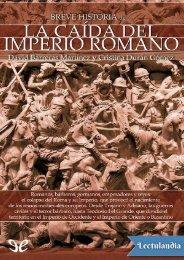 Breve historia de la caida del Imperio romano - David Barreras
