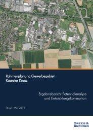 Rahmenplanung Gewerbegebiet Kaarster Kreuz ... - Stadt Kaarst