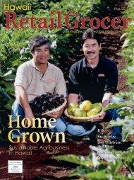 Home Grown - Hawaii Food Industry Association