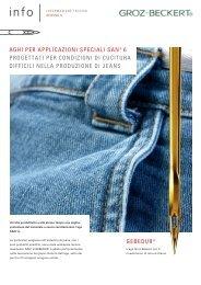 Aghi per applicazioni speciali SAN ® 6 - Groz-Beckert